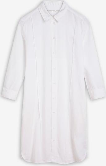 Sandwich Bluse in weiß, Produktansicht