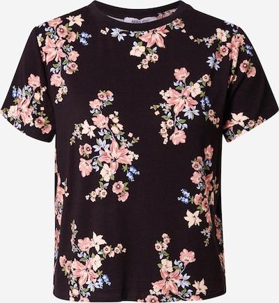 ABOUT YOU Shirt 'Jana' in de kleur Blauw / Groen / Rosa / Zwart, Productweergave