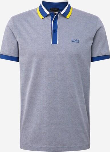 BOSS ATHLEISURE Camiseta 'Paddy 2' en azul / amarillo / blanco, Vista del producto