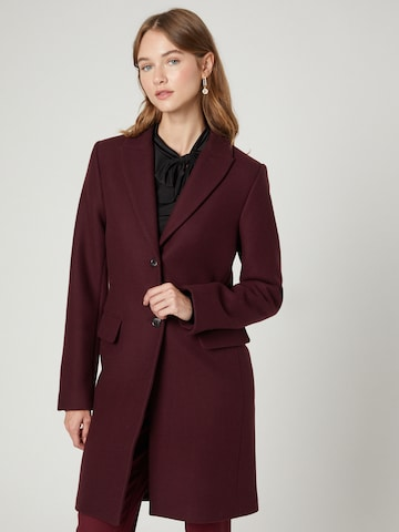 Guido Maria Kretschmer Collection Winter coat 'Viola' in Red