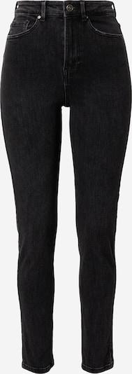 Jeans 'Lili' PIECES di colore nero: Vista frontale