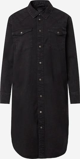 ONLY Bluse in black denim, Produktansicht