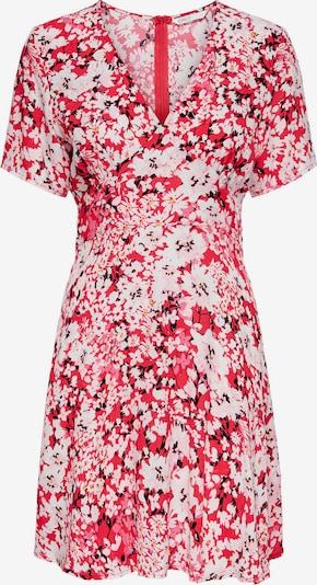 ONLY Klänning 'Enola' i rosa / röd / svart / vit, Produktvy