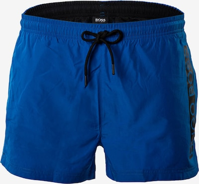BOSS Badeshorts in blau, Produktansicht