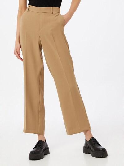 """MOS MOSH Панталон с ръб 'Bai Leia' в цвят """"пясък"""", Преглед на модела"""