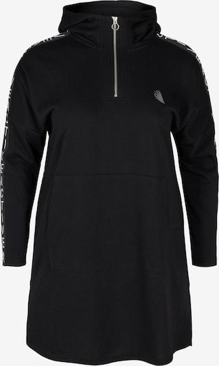 Active by Zizzi Vestido deportivo 'Abasso' en negro / blanco, Vista del producto