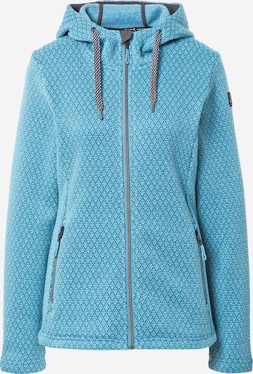 Funkcinis flisinis džemperis iš KILLTEC, spalva – mėlyna dūmų spalva / šviesiai mėlyna, Prekių apžvalga