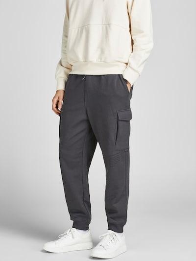 JACK & JONES Pants 'Kane-Alex' in Dark grey, View model