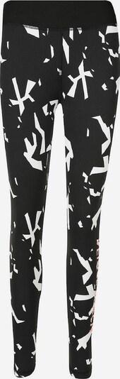 VENICE BEACH Sporthose ' Carla DOAH ' in schwarz / weiß, Produktansicht
