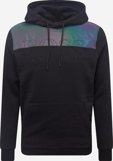 BOSS Sweatshirt 'Wenorth' in mischfarben / schwarz, Produktansicht