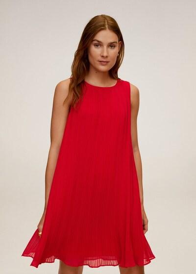 MANGO Kleid 'Mauro2' in rot, Modelansicht