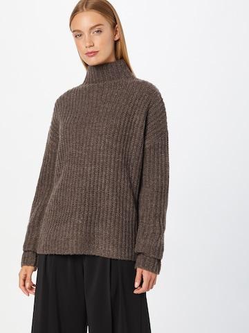 2NDDAY Sweter w kolorze brązowy