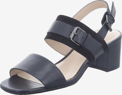 GERRY WEBER SHOES Sandale ' Faro 14' in blau / dunkelblau, Produktansicht