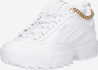 FILA Sneaker 'Disruptor' in weiß, Produktansicht