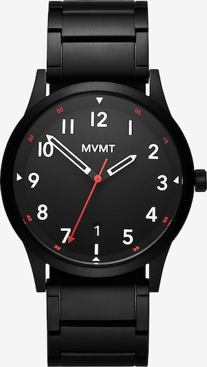 MVMT Uhr in schwarz, Produktansicht