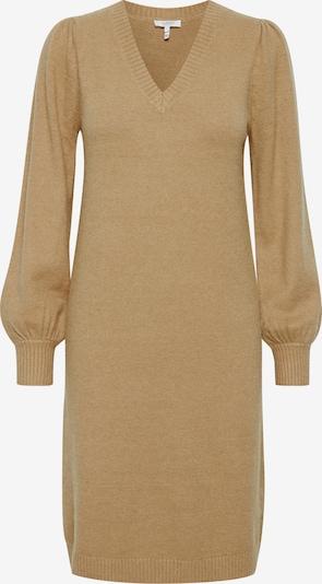 b.young Strickkleid 'BYMILO' in beige, Produktansicht