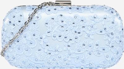 mascara Pochette en bleu clair, Vue avec produit