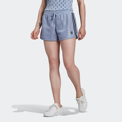 ADIDAS ORIGINALS Shorts in navy / opal, Modelansicht
