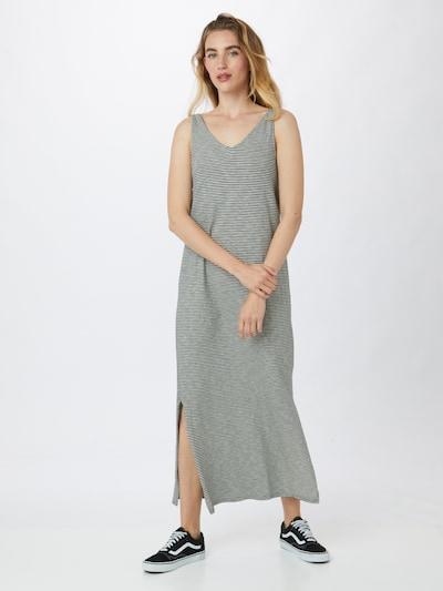 ARMEDANGELS Kleid 'MADALENA' in schwarz / weiß, Modelansicht