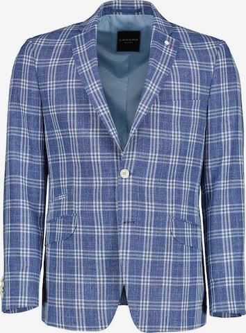 Lavard Suit Jacket in Blue