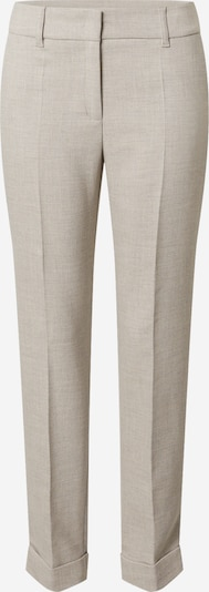 s.Oliver BLACK LABEL Trousers with creases in Beige, Item view