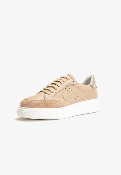 INUOVO Sneaker in beige, Produktansicht