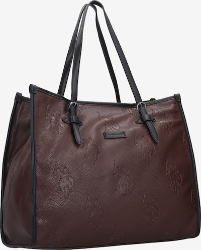 U.S. POLO ASSN. Toronto Shopper Tasche 42 cm in dunkelbraun, Produktansicht