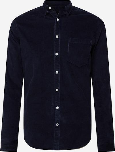 Kronstadt Overhemd 'Johan' in de kleur Navy, Productweergave
