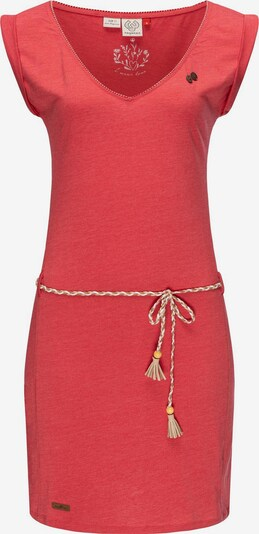Ragwear Kleid ' Slavka ' in hellrot, Produktansicht