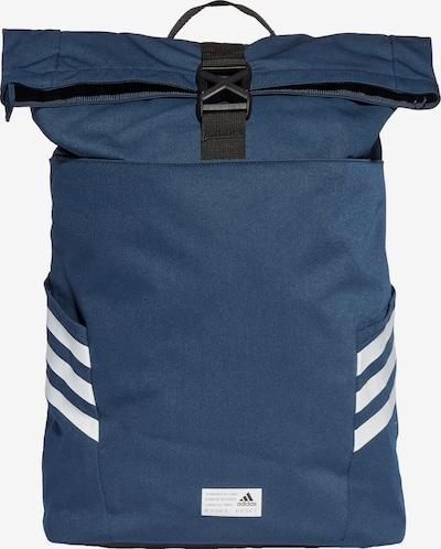 ADIDAS PERFORMANCE Sportrugzak in de kleur Blauw / Wit, Productweergave