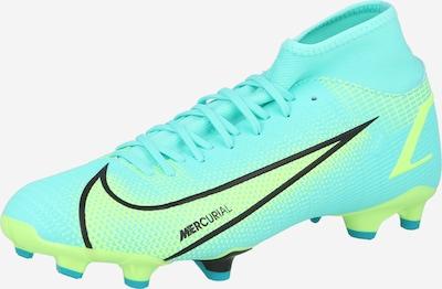 NIKE Футболни обувки 'Mercurial 8 Academy MG' в тюркоазен / жълто / черно, Преглед на продукта
