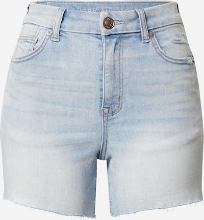 Jeans American Eagle pe albastru deschis, Vizualizare produs