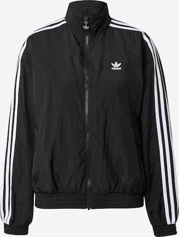 ADIDAS ORIGINALS Between-Season Jacket 'JAPONA TT' in Black