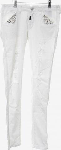 Blue Monkey Jeans in 25-26 x 32 in White