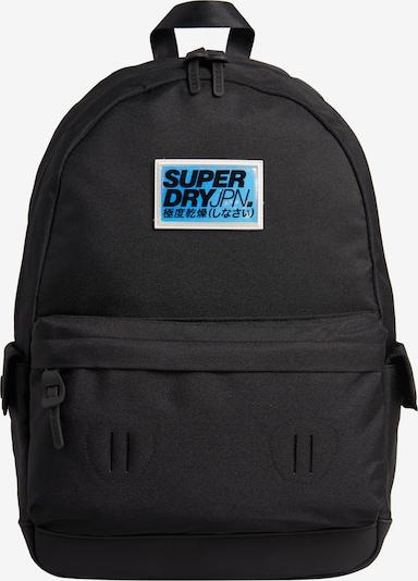 Superdry Rucksack 'Cuba Montana ' in blau / schwarz / weiß, Produktansicht