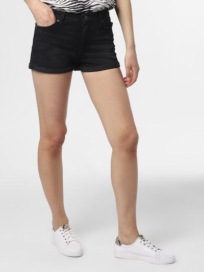 Tommy Jeans Shorts in schwarz, Modelansicht