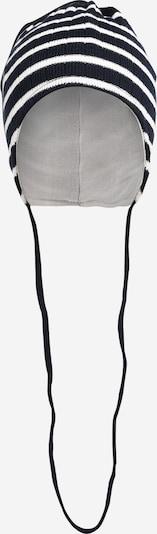 DÖLL Bonnet en bleu marine / blanc, Vue avec produit