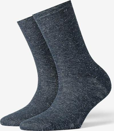 BURLINGTON Chaussettes en bleu, Vue avec produit