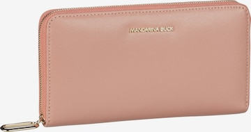 MANDARINA DUCK Langbörse ' Luna Zip Around Wallet KBP61 ' in Pink
