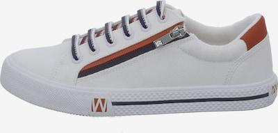 Westland Sneaker 'Sya' in navy / braun / weiß, Produktansicht