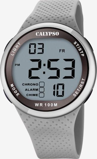 CALYPSO WATCHES Uhr in hellgrau, Produktansicht