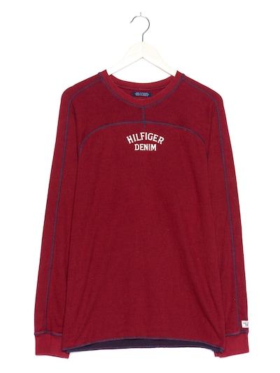 Tommy Jeans T-Shirt in XL/XXL in bordeaux, Produktansicht