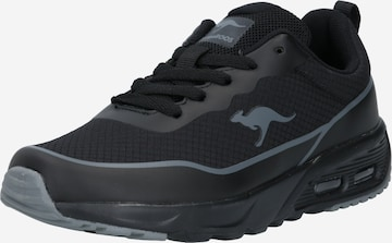 KangaROOS Sneaker in Schwarz