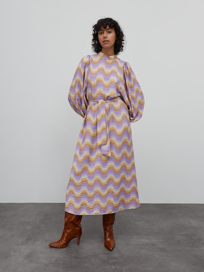 EDITED Kleid 'Taikka' in mischfarben, Modelansicht