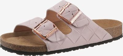 TAMARIS Pantolette in rosa, Produktansicht