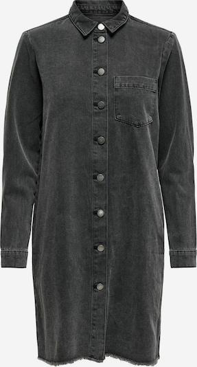JACQUELINE de YONG Kleid in grey denim, Produktansicht