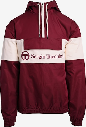 Sergio Tacchini Windbreaker 'LANGDON' in rot, Produktansicht