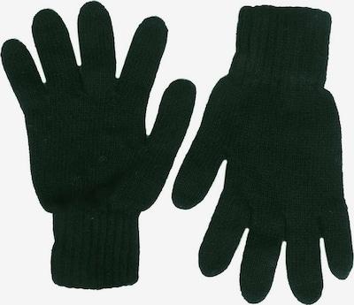 Zwillingsherz Handschuh in dunkelgrün, Produktansicht