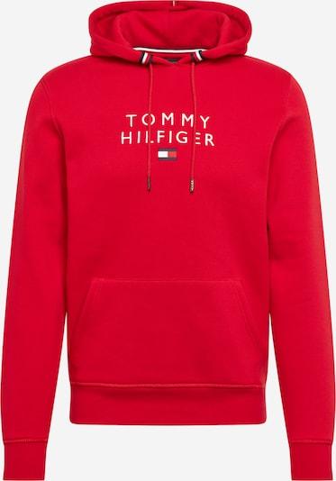 TOMMY HILFIGER Mikina - námořnická modř / světle červená / bílá, Produkt