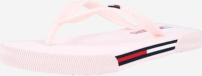 Tommy Jeans Varbavaheplätu meresinine / heleroosa / valge, Tootevaade